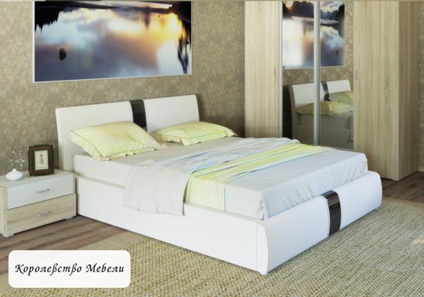Кровать Челси (К) (160/200) с основанием.