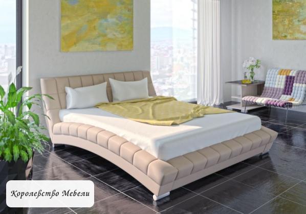 Кровать Оливия (К) (160*200) с основанием.