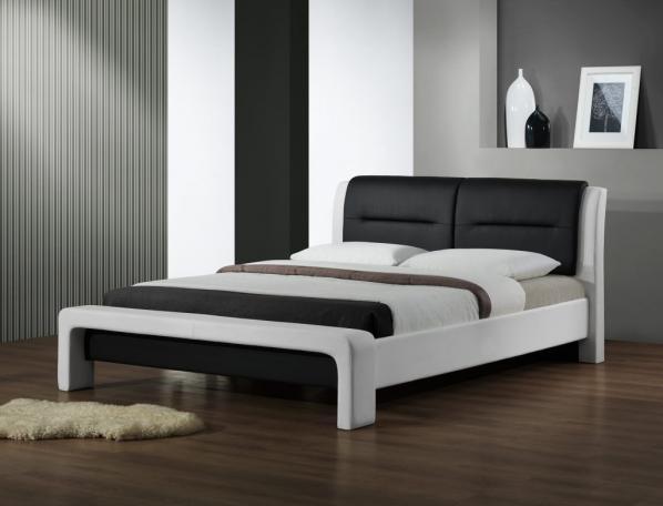 Кровать  Cassandra(160*200),с основанием (Halmar)