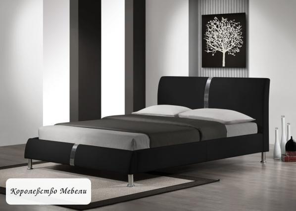 Кровать  DAKOTA (160*200),с основанием (Halmar)