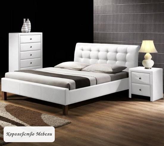 Кровать Samara (160*200),c основанием