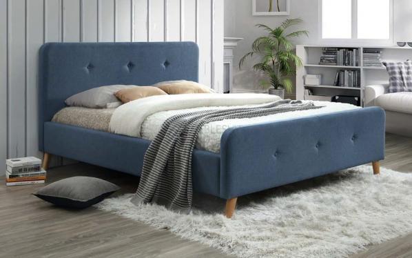 Кровать двуспальная Malmo (160*200) (Signal) об.23, с основанием