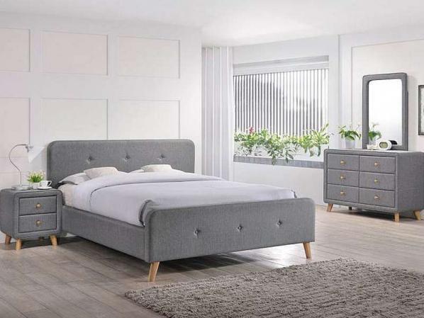 Кровать  Malmo (140*200) (Signal) об.23,с основанием
