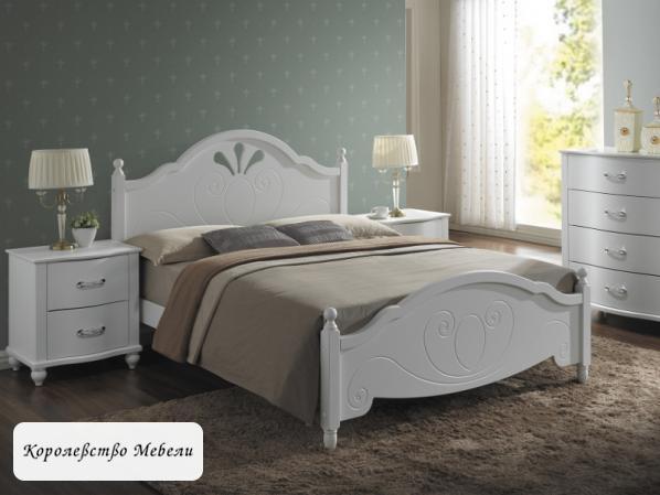 Кровать MALTA (160*200), с основанием
