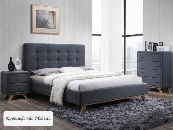 Кровать  MELISSA (Signal) об.02, с основанием