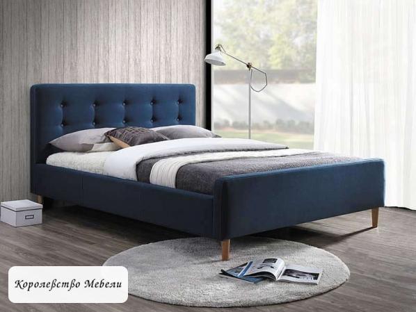 Кровать двуспальная PINKO (160*200), с основанием
