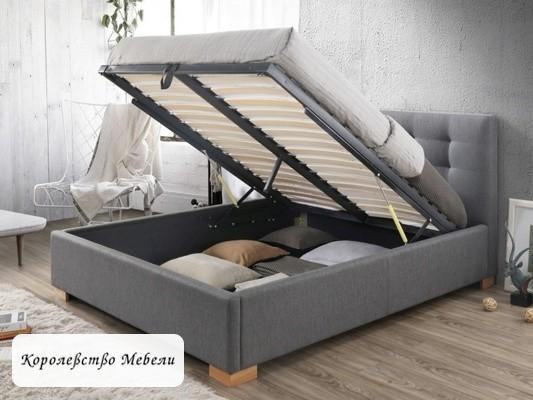Кровать COPENHAGEN (160*200) (Signal) об.23, с подъемным механизмом