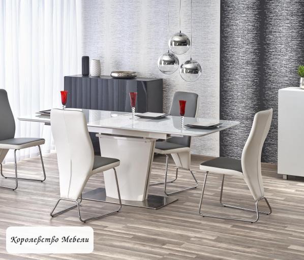 Стол раскладной PLATON (160--200) (HALMAR)