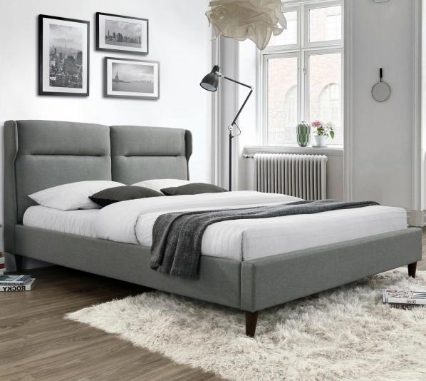 Кровать двуспальная SANTINO (160*200) (HALMAR)