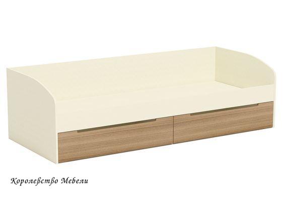 Кровать Юниор Ю12б  (80*200) с ящиками