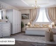 Кровать Paola Люкс с подъемным механизмом