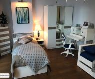Кровать Саманта СМ3 (90*200) с основанием