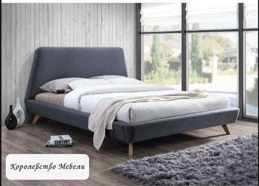 Кровать двуспальная GANT (160*200) , с основанием
