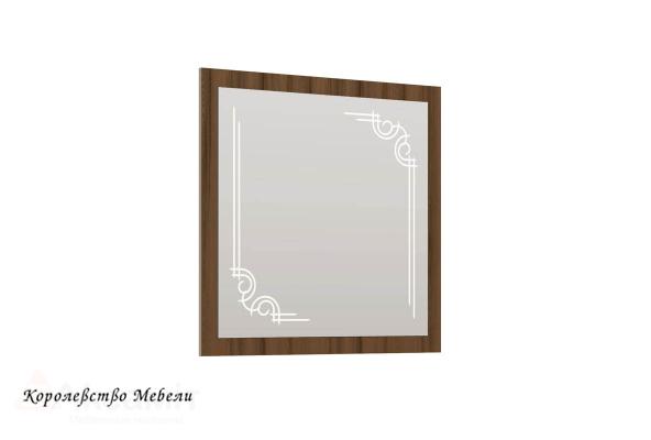 Оливия 6 зеркало Дезира тёмный/мокко