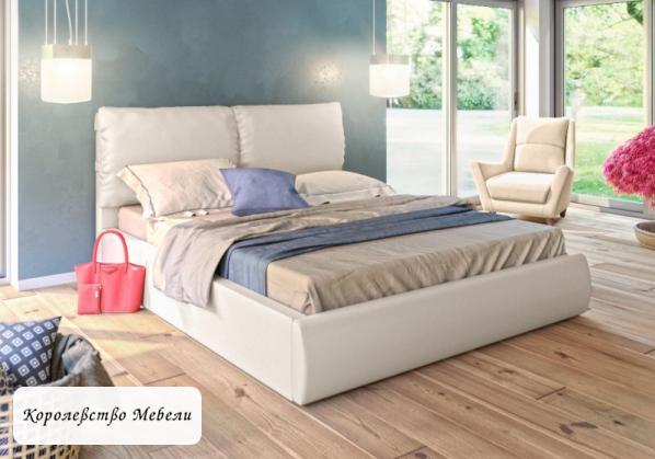 Кровать Камилла (К) (160/200) с основанием.