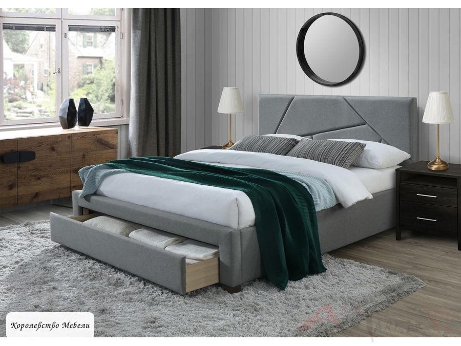 Кровать  VALERY (160*200), с ящиком