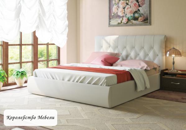 Кровать Тиффани (К) (160/200) с основанием.