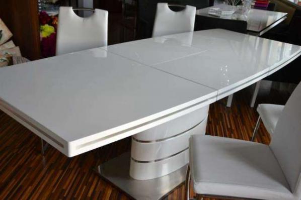 Стол раздвижной FANO (140--200) (белый)
