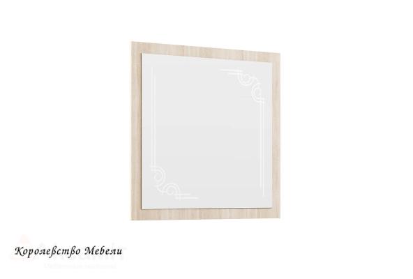 Оливия 6 зеркало Дуб сонома/ваниль