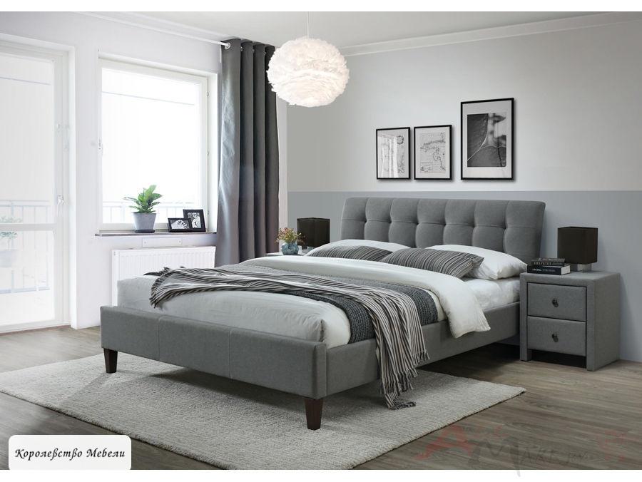 Кровать  Samara 2 (160*200), с основанием