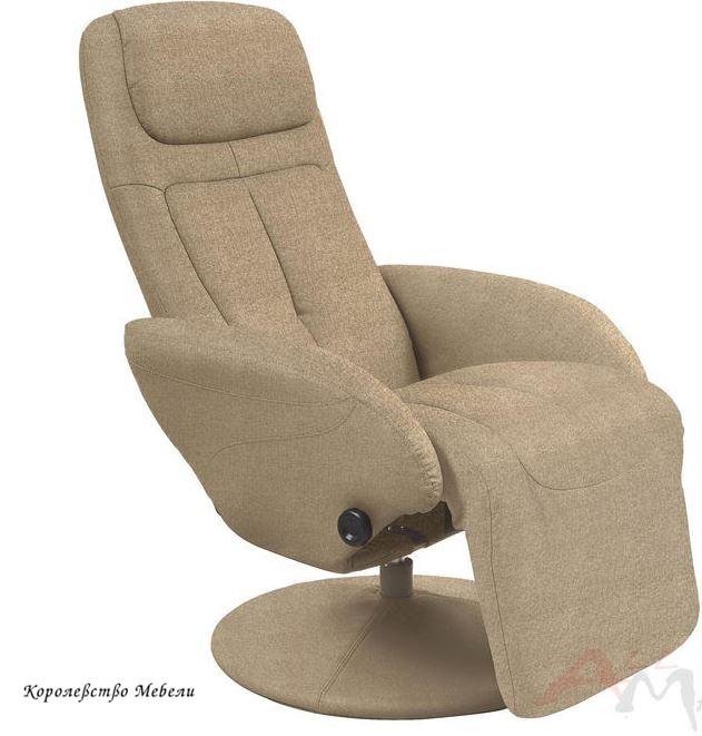 Кресло-реклайнер OPTIMA 2 (бежевый)