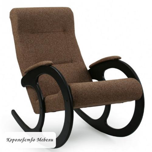Кресло-качалка. Модель 3