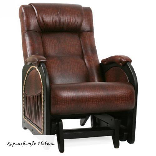 Кресло-глайдер. Модель 48 (с лозой)
