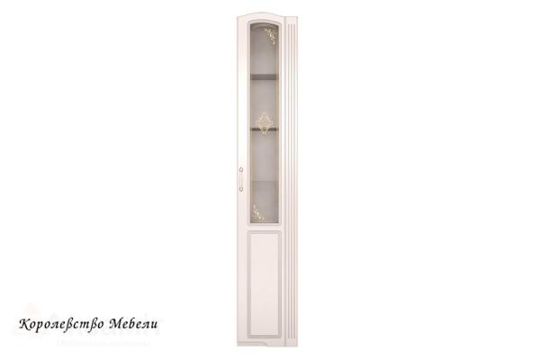 Виктория 32 Шкаф-пенал правый со стеклом