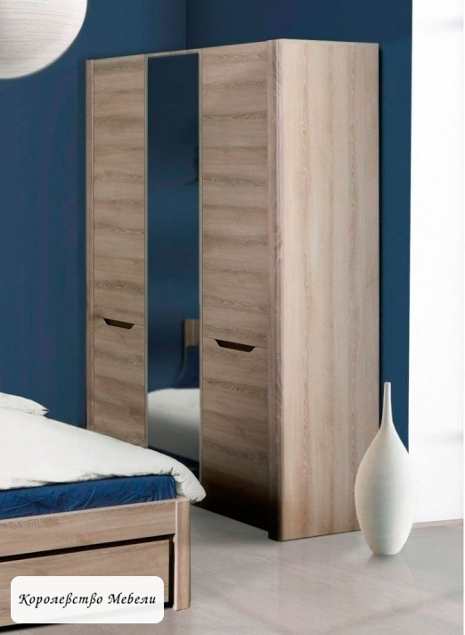 Шкаф для одежды Афина А11 (ясень таормина)