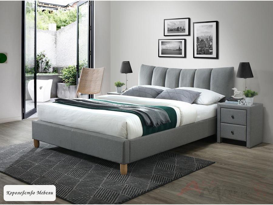 Кровать Sandy 2 (160*200), с основанием