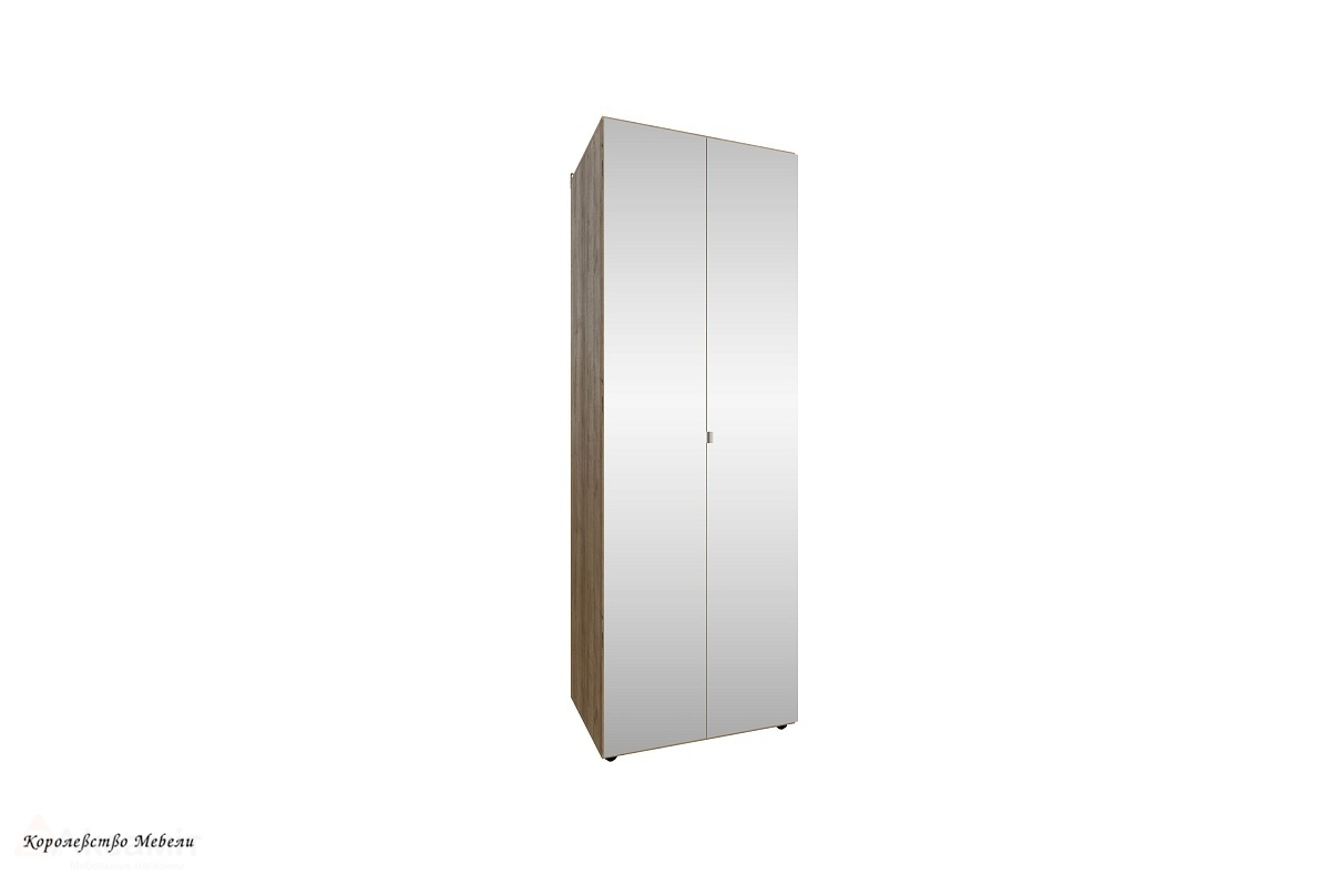 Шкаф для одежды SCANDICA OSLO 54 зеркало/зеркало