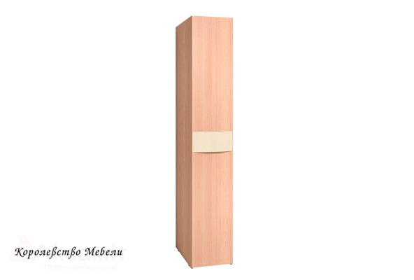 Амели 12 Шкаф для белья (дуб отбеленный)