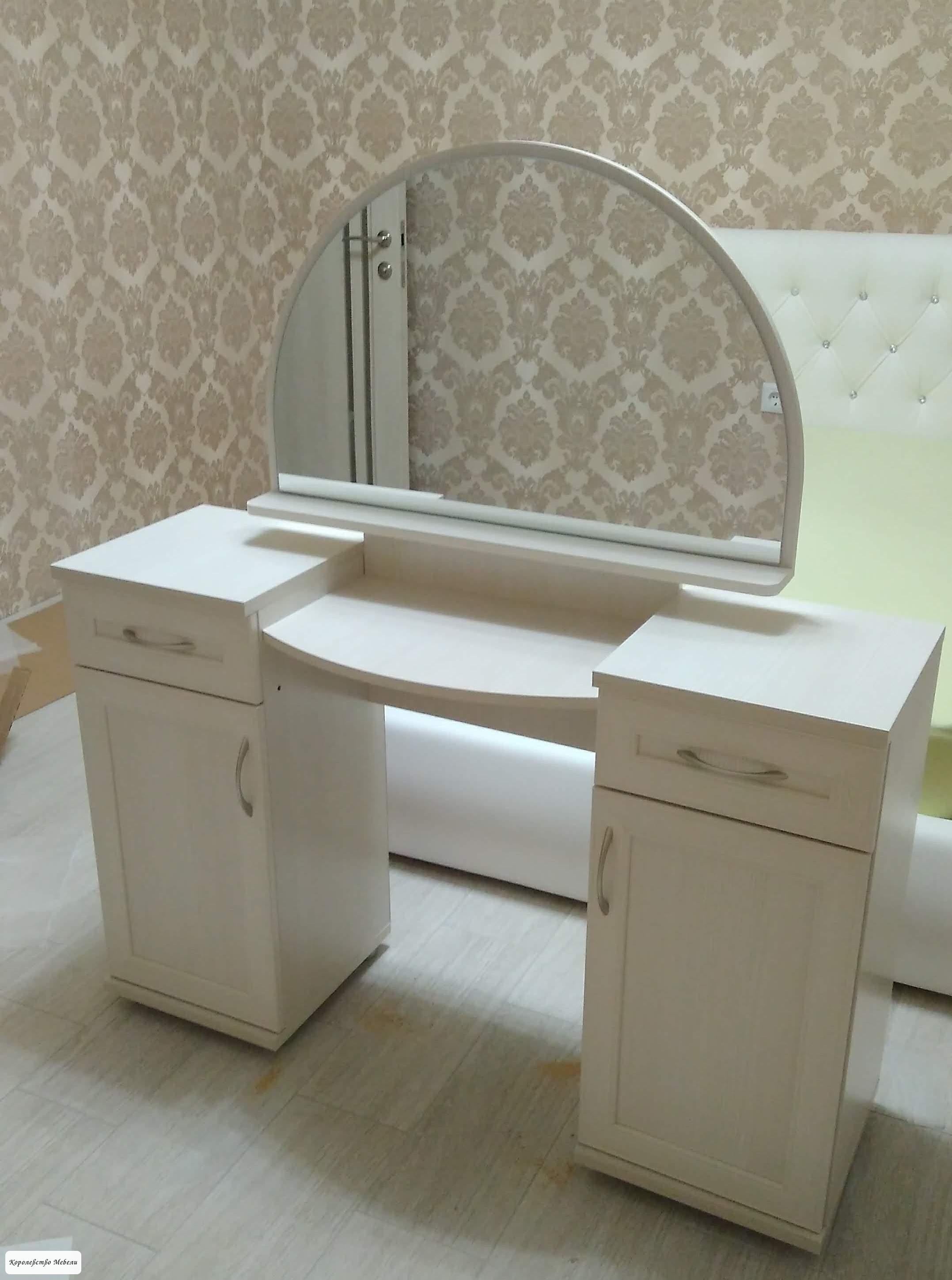 Стол Туалетный Ника-Люкс 14Р (бодега светлый)