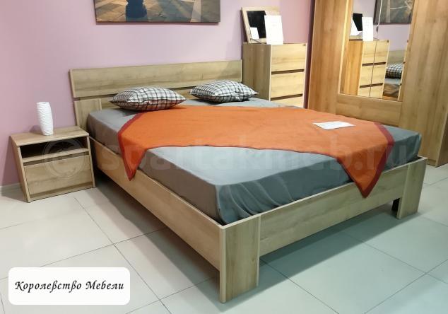 Кровать Шервуд Ш3, без основания