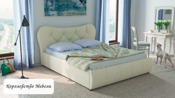 Кровать Лавита (К) (160/200) с основанием.