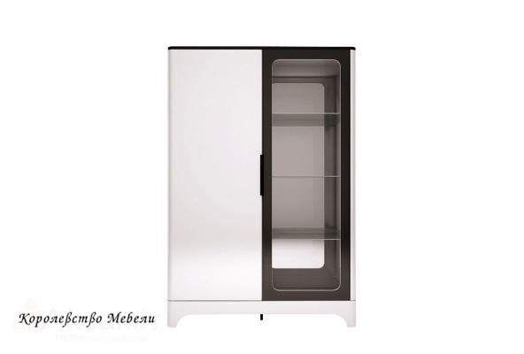 Танго 16 Шкаф комбинированный 2-х дверный
