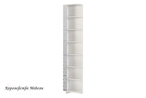 Белла 20 стеллаж  (рамух белый)