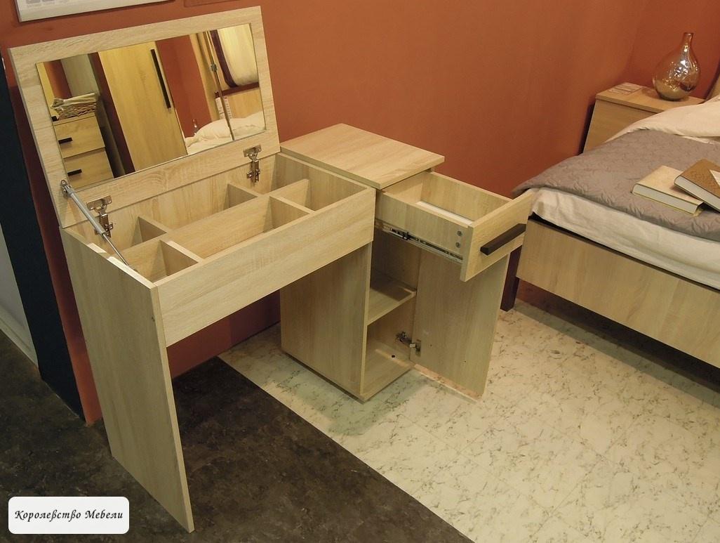 Стол Туалетный BAUHAUS 13 (дуб сонома)