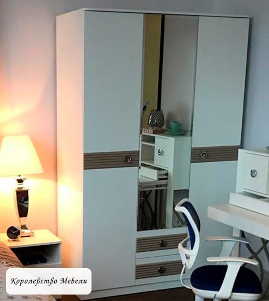 Саманта СМ11 Шкаф для одежды