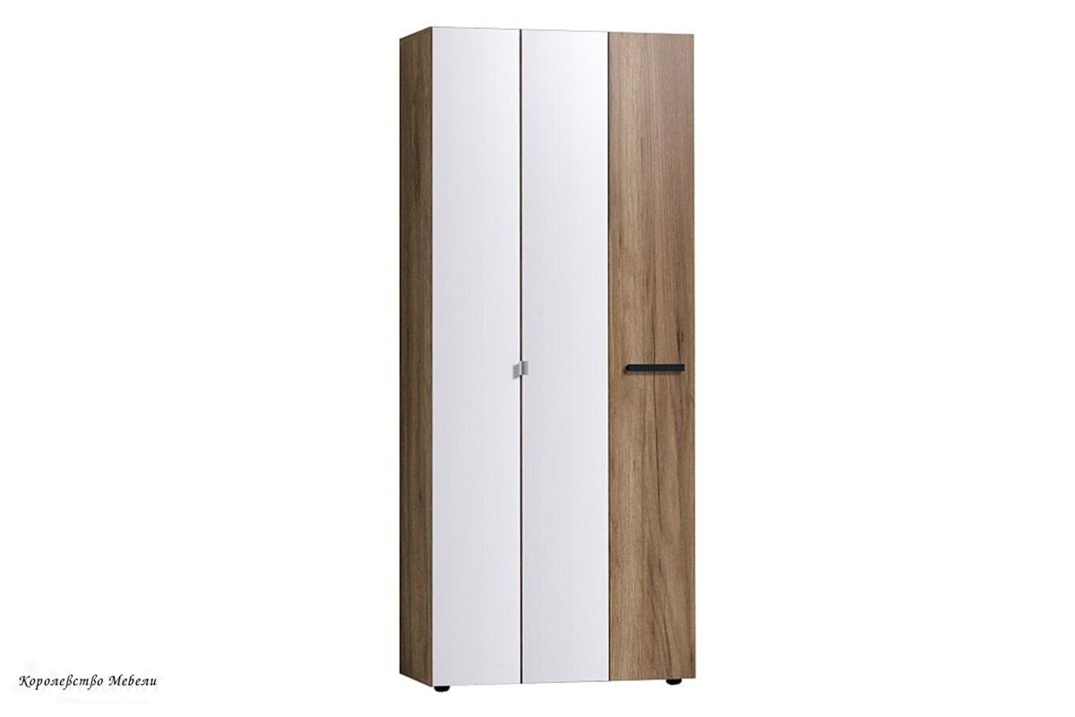 Шкаф для одежды и белья NEO 87 (дуб табачный Craft)