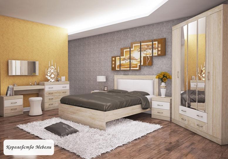 Кровать Ника Н20 (160*200), без основания