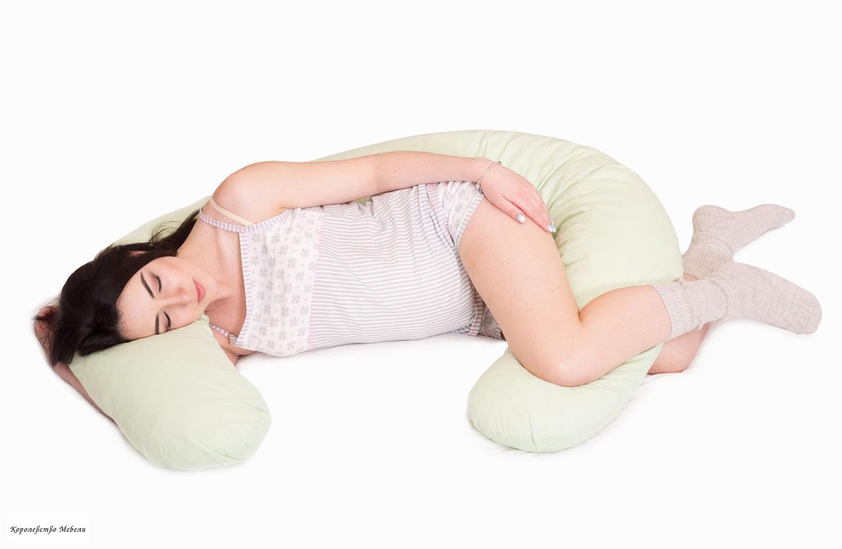 Ортопедическая подушка Vegas Baby Boom.