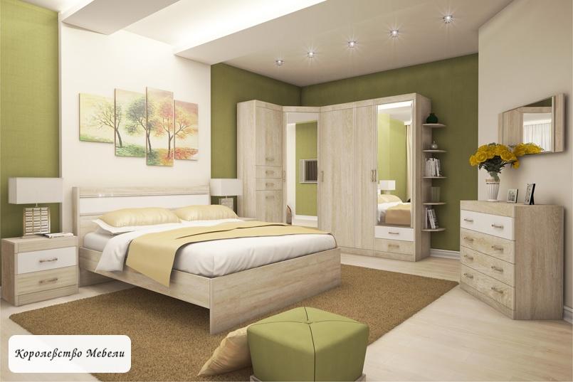Кровать Ника Н19  , без основания