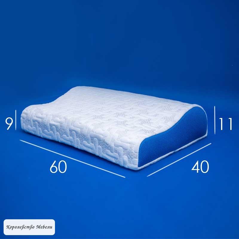 Ортопедическая подушка  Фабрика сна Memory-2