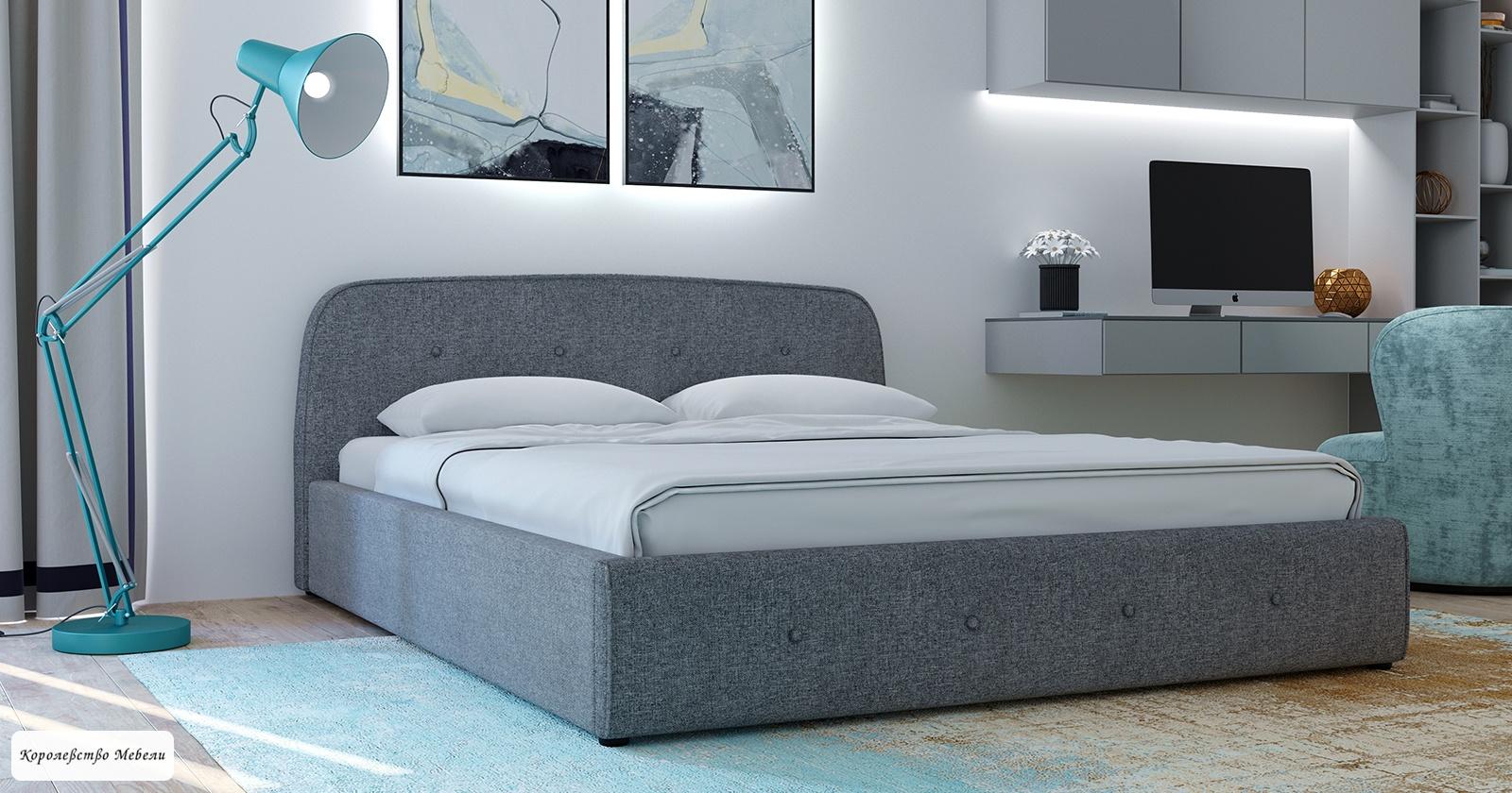 Кровать Илона (160*200), без основания