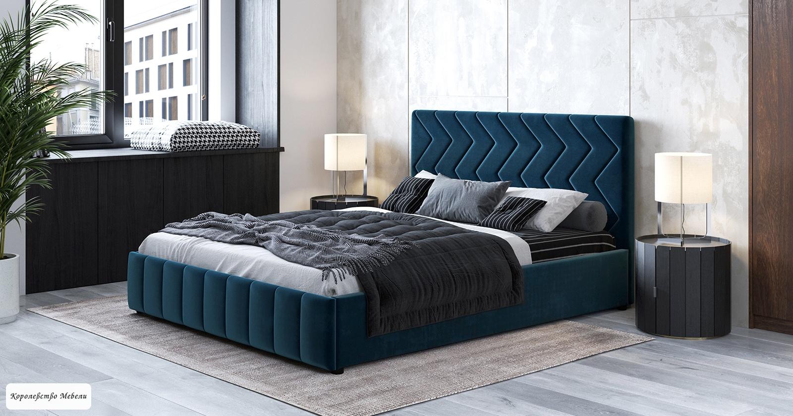 Кровать Милана (160*200), без основания