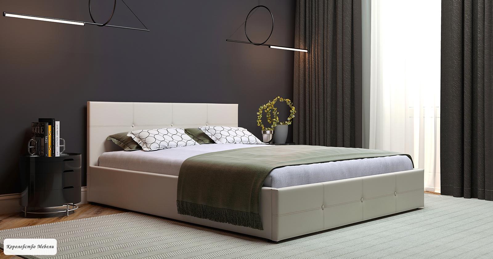 Кровать Синди (160*200) , без основания
