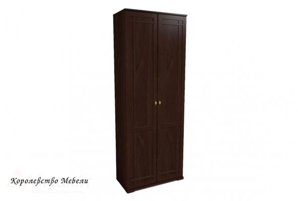 Sherlock 11 Шкаф для одежды орех шоколадный