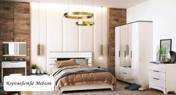 Кровать Танго 5 (160х200)