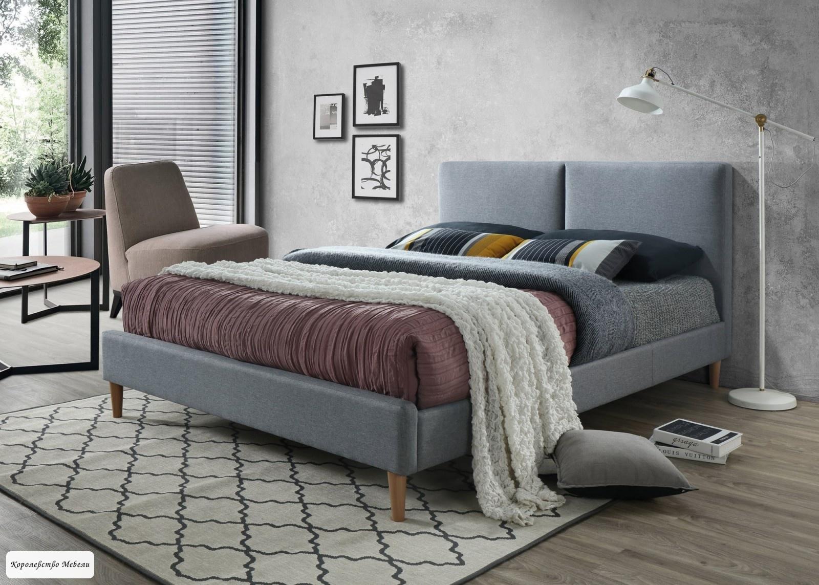 Кровать Acoma (160*200), с основанием
